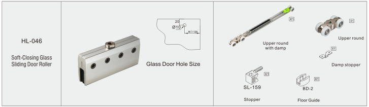 Soft Closing Door Roller Topunion Hardware Amp Plastic Co Ltd
